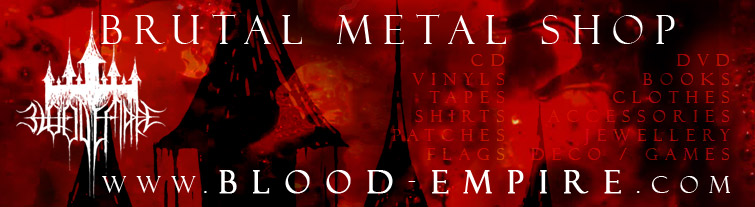 Blood Empire Metal Shop